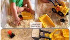 Taste Safe Sand Play