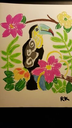 Tattooed Toucan