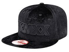 1db1db7f15a Black Velvet Floral MCMXX 9Fifty Strapback Cap by NEW ERA