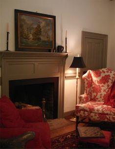 colonial williamsburg interiors | Colonial Williamsburg House Design ...
