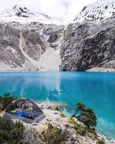 Laguna 69, Huascarán National Park, Ancash, Peru