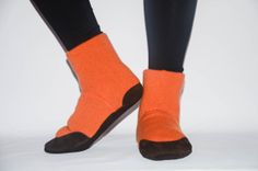 Unisex Slipper Socks Men and Women Winter Boots from by Woolby