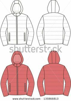 stock-vector-vector-illustration-of-men-s-hooded-jacket-front-and-back-views-135866813