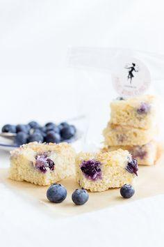 Heidelbeer Buttermilch Kuchen - Last Minute und Anfänger geeignet - Rezept auf Deutsch und Englisch *** Buttermilk Blueberry Cake Recipe for Last Minute and Beginners