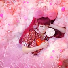 Kyary Pamyu Pamyu in Candy Candy Grunge Style, Soft Grunge, Harajuku Fashion, Kawaii Fashion, Lolita Fashion, Cute Fashion, Pastel Fashion, Fashion Fashion, Tokyo Street Fashion