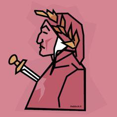 Dante - Illustrazione