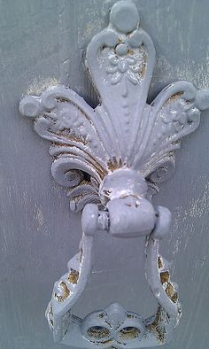 old drawer pull.  Love to collect!