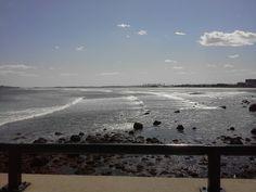 Beach in Lynn,MA