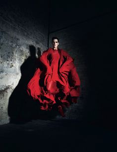 modern couture: saskia de brauw by ruth hogben for anOther f/w 12.13