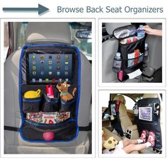 car seat organizers