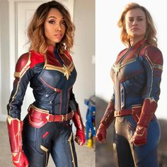 Captain Marvel cosplay by Cutiepiesensei - Good Day - Good Day Meme - - Captain Marvel cosplay by Cutiepiesensei The post Captain Marvel cosplay by Cutiepiesensei appeared first on Gag Dad. Marvel Cosplay, Captain Marvel Carol Danvers, Avengers Quotes, Funny Sites, Best Cosplay, Awesome Cosplay, Female Cosplay, Girl Gifs, Marvel Cinematic