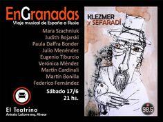 Sab 17/Jun - 21 hs  #Salta #Evento #Prensa #QueHacemosSalta #Teatro #PasaLaData #ElTeatrino Toda la info que necesitas la podes encontrar aquí  http://quehacemossalta.com/