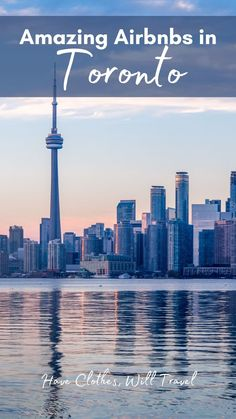 Are you searching for the best Airbnbs in Toronto, Canada? This post has you covered! From trendy lofts and luxury apartments with outstanding views to cute tiny homes and even cabins in the middle of the city... this list has a little something for everyone. Toronto Hotels, Toronto Travel, Travel Guides, Travel Tips, Toronto Island, Argentina Travel, South America Travel, Toronto Canada, Luxury Apartments