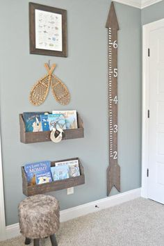 Growth chart - Expecting a baby boy is a thrilling time for your family! Browse through these boy nursery ideas to get design inspiration for your new son's room.