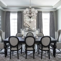 cindy crawford home ocean grove gray 5 pc dining room . $688.00