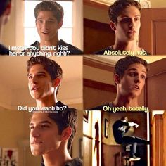 teen wolf captions - Google Search