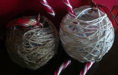 3 προτάσεις για να φτιάξεις τα χριστουγεννιάτικα στολίδια σου. Εύκολα