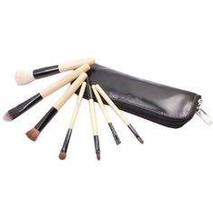 Fashion+Makeup+Brush+Cosmetic+Tool+7pcs+Set