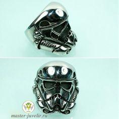 d2d1749dfc39 Серебряное кольцо Дарт Вейдер. Изготовлено на заказ по фотографии. Артикул  П055, серебро 925