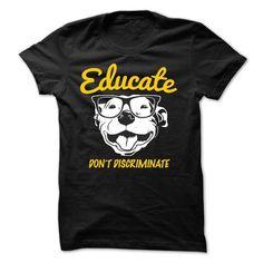 73a853e89ee79 Pitbull Head Pit Bull Education Yes Unisex T-Shirt Pitbull Head Cassual Tee