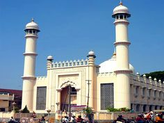 Juma Masjid, Palayam, Trivandrum, Kerala, India