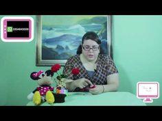 Show Manual 264 (Estambres/Crochet Flor Tulipán)
