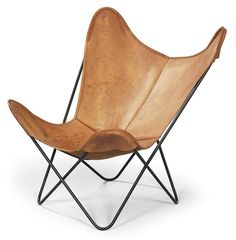 knoll hardoy butterfly chair leather chairs and interior design pieces pinterest gewinner. Black Bedroom Furniture Sets. Home Design Ideas