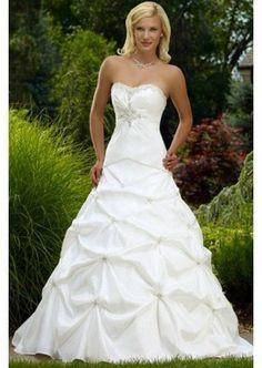 Kiss Dresses White Corset Bodice size 6 wedding dress new never worn