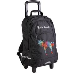 Sac à dos Little Marcel Chat à roulettes (Garanti 5 ans) de Little Marcel, Cartables à roulettes CE2-CM1 : Rentreediscount Little Marcel, North Face Backpack, The North Face, Backpacks, Fashion, Book Bags, Pouch Bag, Cat Breeds, Black People