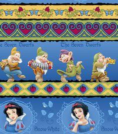 Licensed Cotton Fabric- Snow White: fabric: Shop | Joann.com