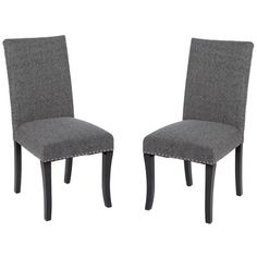 Found it at Wayfair - Accent Nail Side Chair