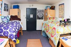 Double Room at Cowell College
