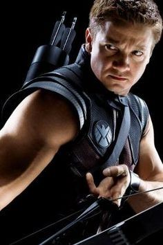 oh hawk eye! If he were real hed be my archery inspiration.