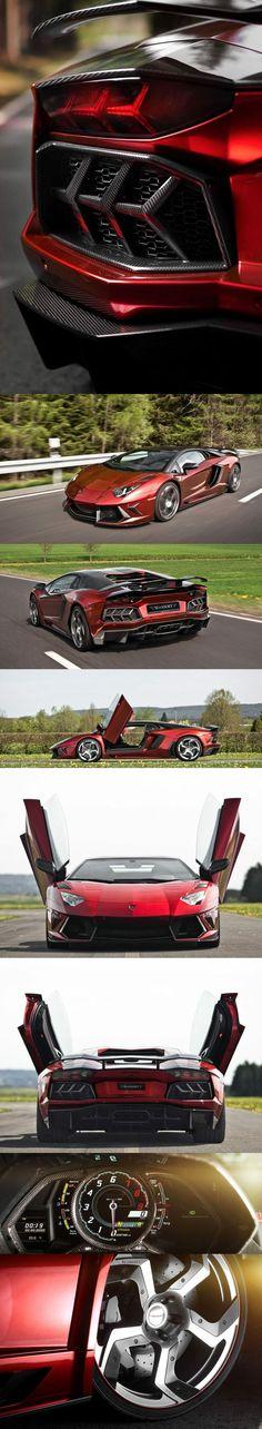 #Lamborghini #Aventa