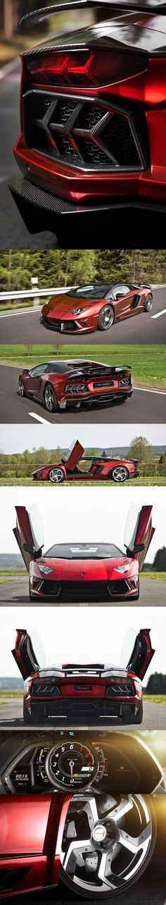 #Lamborghini #Aventador #supercar. Um dia, se eu tiver dinheiro minha Lamborghini vai ser ou a Veneno RoadRoaster ou a Aventador!: