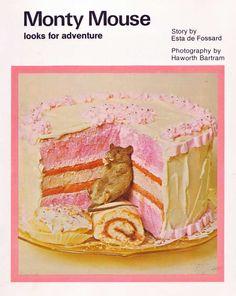 Birthday cake photography mice New Ideas Fun Easy Recipes, Retro Recipes, Vintage Recipes, Cake Photography, Vintage Cookbooks, Food Illustrations, Let Them Eat Cake, Vanilla Cake, Sweet Tooth
