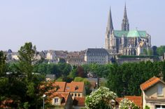 Chartres, France | By TravelersPress