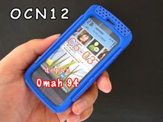 Otterbox Case Commuter Nokia C5-03 BIRU (FULL BLUE) - Prioritas, SMS, Whatsapp, Telepon : +62-271-312-0700 Alternatif 2 : +62-896-8716-1311 (SMS)