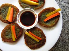 Korean Potato Pancakes (Gamjajeon)