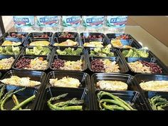 (40) SIZE 22 to SIZE 12 | LOW CARB, HIGH PROTEIN, MEAL PREP FOR RAPID WEIGHT LOSS #1 - YouTube