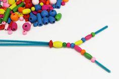 Bonhomme en perles - Activités enfantines | Activité manuelle rapide, Activité manuelle rapide ...