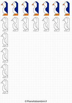 23 Activities for completing drawings - Aluno On - Stitching Projects Graph Paper Drawings, Graph Paper Art, Easy Drawings, Blackwork, Cross Stitch Embroidery, Cross Stitch Patterns, Simple Designs To Draw, Art Minecraft, Zen Wallpaper