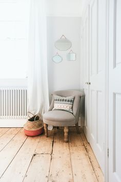 The RVK Project House Guide. - Roses and Rolltops Bedroom Sitting Room, Home Bedroom, Diy Bedroom Decor, Home Decor, Bedrooms, Farrow And Ball Bedroom, Farrow And Ball Paint, Blackened Farrow And Ball, Spare Bedroom Office