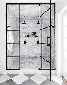 minimal bathroom ins minimal bathroom inspiration Budget Bathroom, Bathroom Inspo, Bathroom Renovations, Bathroom Inspiration, Bathroom Ideas, Bathroom Makeovers, Bathroom Designs, Remodel Bathroom, Bathroom Goals