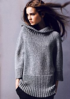 stylish sweater coats designs for girls (6)