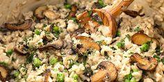 ΕΞΟΔΟΣ   10 «μυστικά» στην Αθήνα Garlic Mushrooms, Stuffed Mushrooms, Stuffed Peppers, Cheesecake Factory Shrimp Scampi, Parmesan Cream Sauce, Organic Recipes, Ethnic Recipes, Mushroom Risotto, Creamed Corn