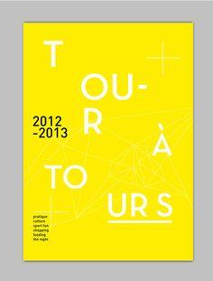 #typography #grid #poster // Projet à venir