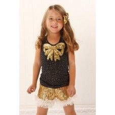 DIY tank top with bow for Sophi Girl Costumes, Dance Costumes, Diy Tank, Eid Dresses, Lace Leggings, Sequin Tank, Little Fashionista, Baby & Toddler Clothing, Dance Wear