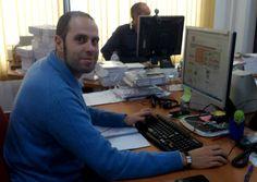 Compartimos una nueva imagen para nuestro Diario de Abordo, hoy celebramos el cumpleaños de nuestro desarrollador web José Manuel. ¡FELICIDADES!