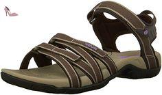 Teva Tirra W'S, Sandales femme, Marron-TR-SW969, 38 EUR - Chaussures teva (*Partner-Link)